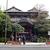 小田原だるま料理店のあじ寿司。相模湾の新鮮なお魚堪能。