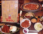 名古屋名物味噌カツは矢場とんの味がうまい。