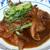 三河の赤味噌で甘辛く煮込んだ玉木屋の愛知名物「どて煮」。