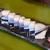 南紀のお寿司:さんま姿ずし、玉子巻き、めはり寿司。