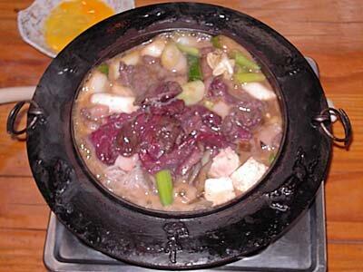 東京で桜肉。シルクロードの馬肉屋さん「柿島屋」。