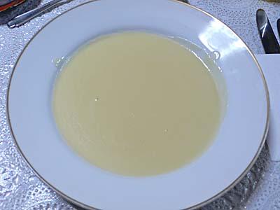 小町園 ポタージュスープ