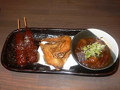 昭和食堂 名古屋セット