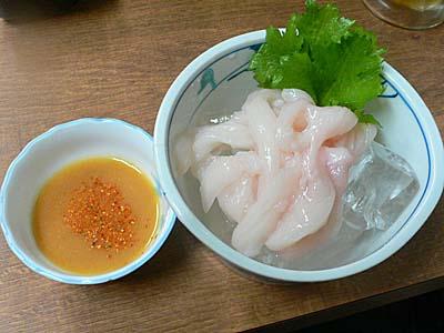 まんぼう 酢味噌 気仙沼