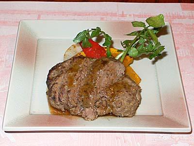 荒井屋 牛肉ハンバーグ